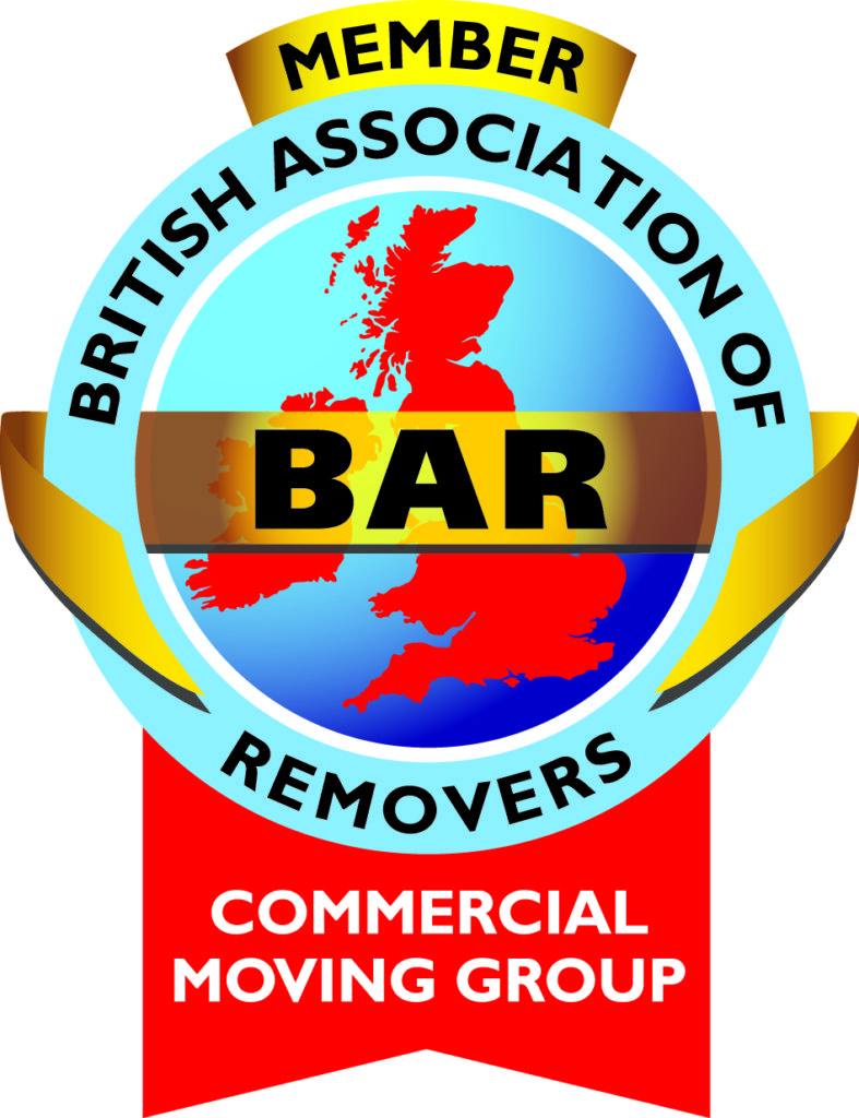 office removal services - Member of the BAR Commercial Moving Group