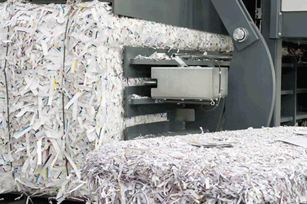 Industrial Document shredding