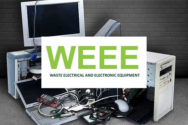 WEE Compliant electrical disposal services