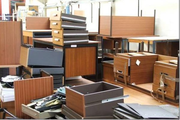 Sheffield Commercial furniture movers disposal services