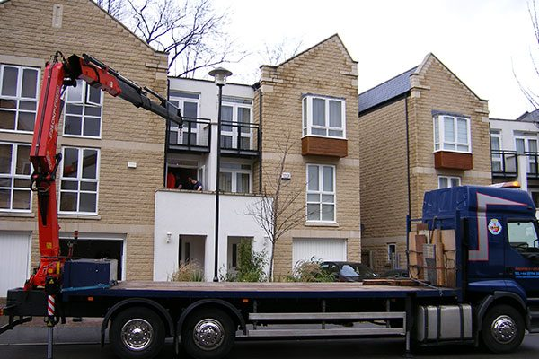 Piano Removals in South Yorkshire
