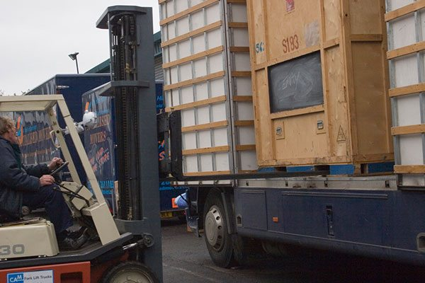 removals sheffield - Storage Services