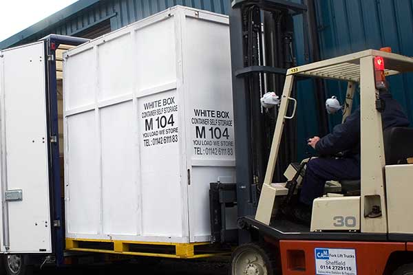 Storage Facilities - Container Delivery Services
