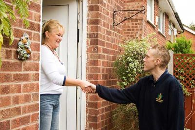 Free house removals Site Surveys throughout South Yorkshire