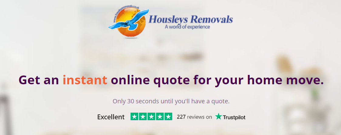 Removals Rotherham Instant Quote